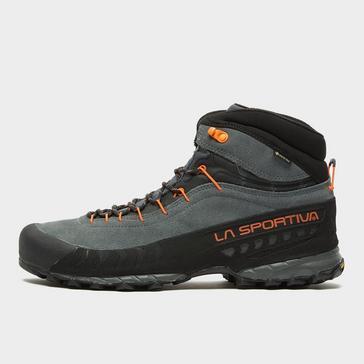 DARK GREY LA Sportiva Men's TX4 Mid GTX© Walking Boots