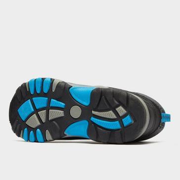 Black COTSWOLD Kids' Ducklington Walking Boots