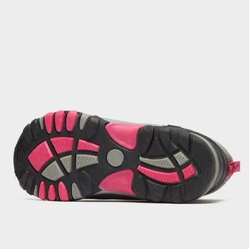 Grey COTSWOLD Kids' Ducklington Walking Boots