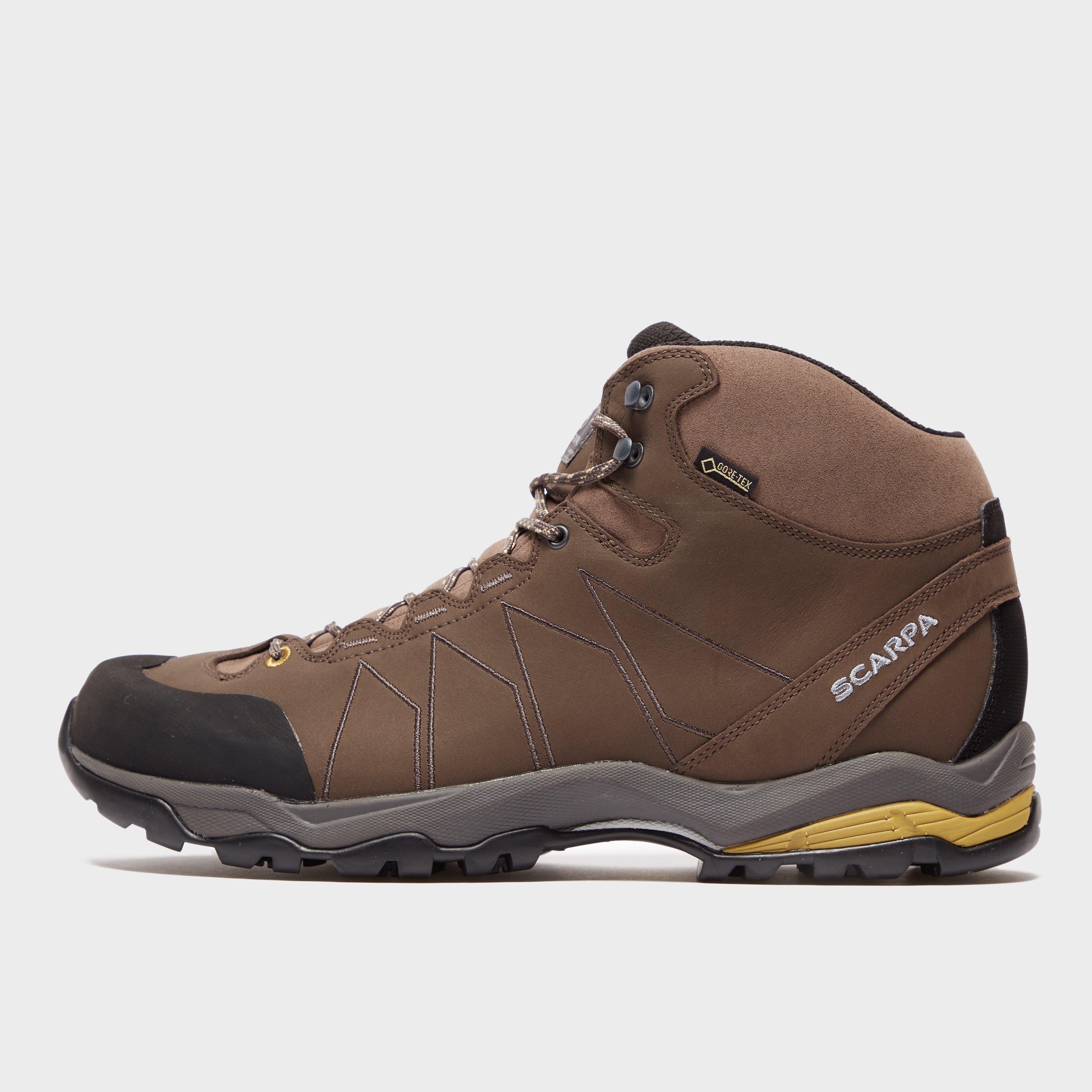 Scarpa Scarpa Mens Moraine Plus Mid GTX Hiking Boot