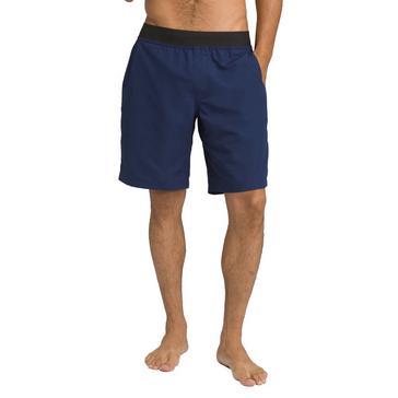 BLUE Prana Mojo Climbing Shorts