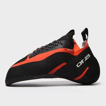 Red ADIDAS FIVE TEN Dragon Climbing Shoes