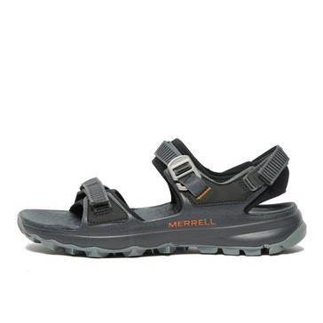 Black Merrell Men's Choprock Trail Shoes