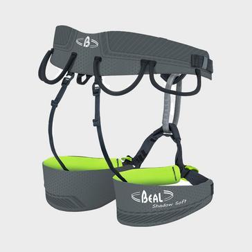 Green Beal Shadow Soft Climbing Harness