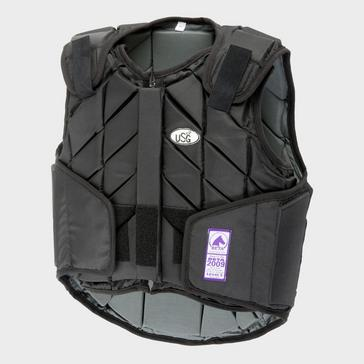 Black USG Eco-Flexi Body Protector (Child)
