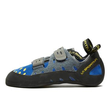 BLUE LA Sportiva Tarantula Climbing Shoe
