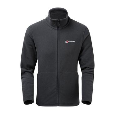 GREY Berghaus Men's Bampton 3.0 Fleece Jacket