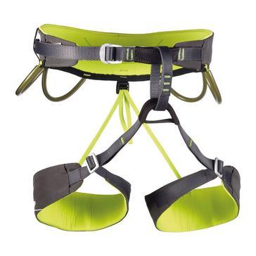 GREEN Camp Energy CR Climbing Harness
