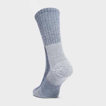 Grey Thorlo Men's Light Hiker Socks