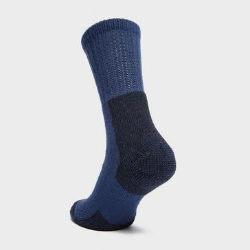 Navy Thorlo Men's Hiker Socks