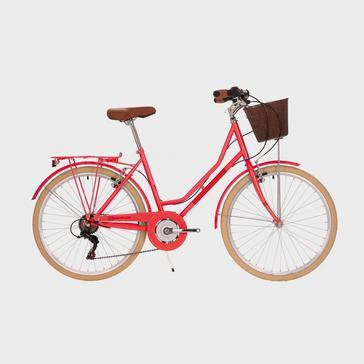 Pink Compass Classic Women's Hybrid Bike