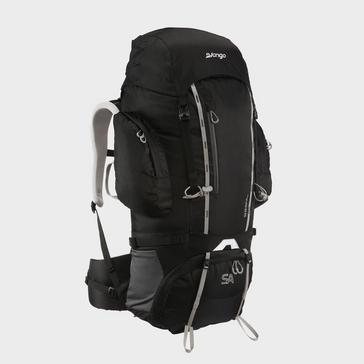 BLACK VANGO Sherpa 65 Rucksack