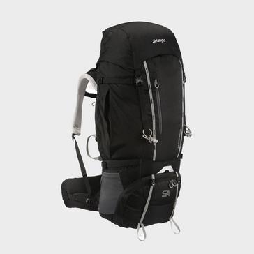 BLACK VANGO Sherpa 60:70S Rucksack