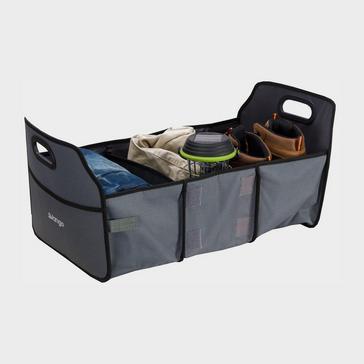 Grey VANGO Folding Organiser