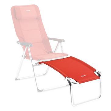 Red VANGO Hampton Footstool