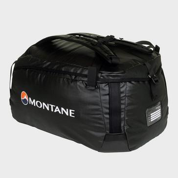 BLACK Montane Transition 40 Duffle Bag