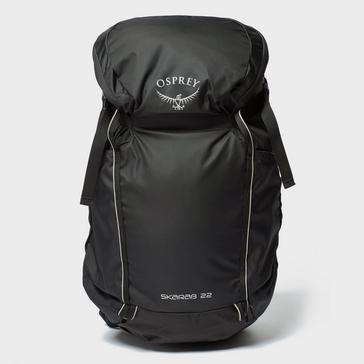 Black Osprey Skarab 22 Daypack Black