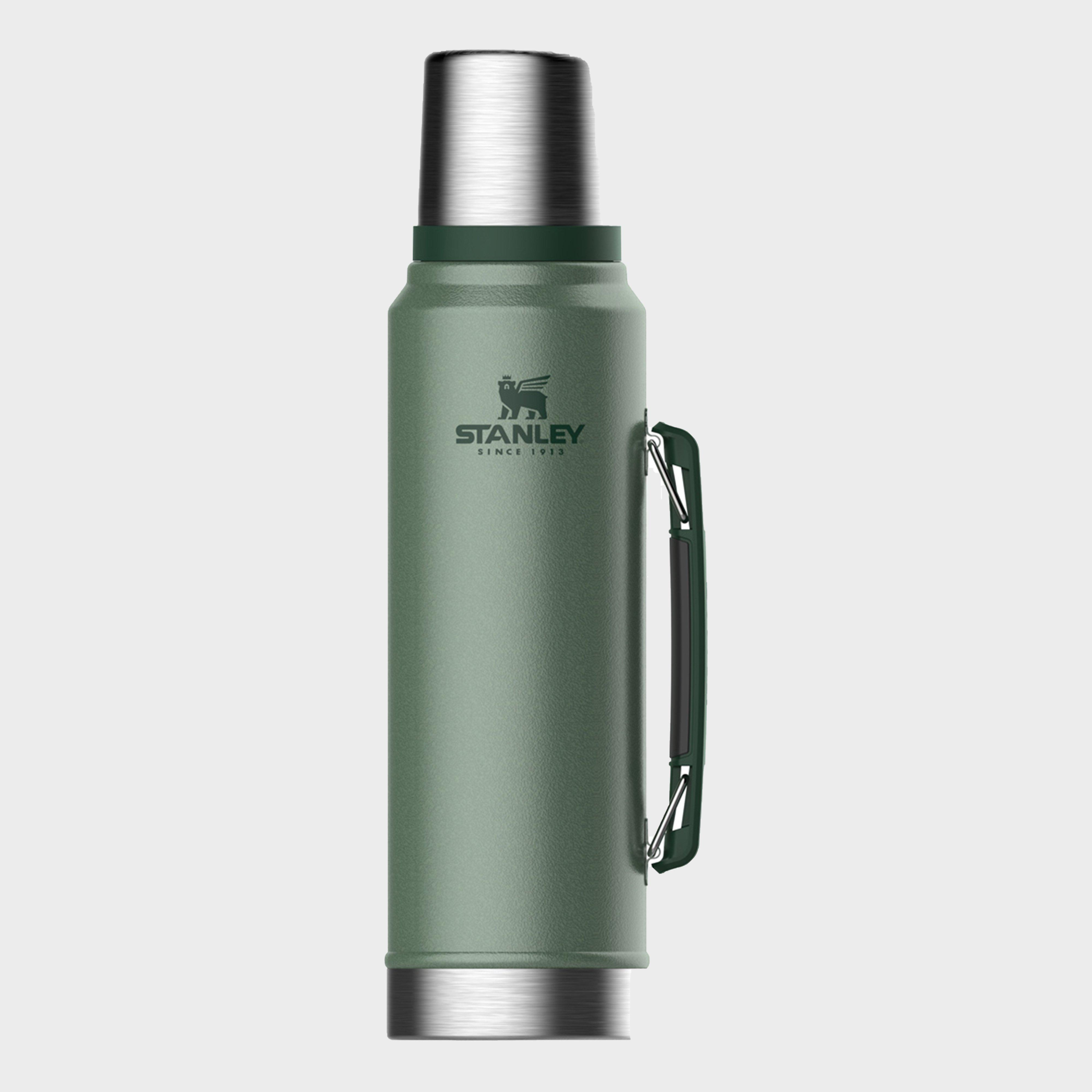 Stanley Classic Vacuum Bottle 1.0L - Green/1.0, Green