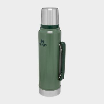 MID GREEN Stanley Classic Vacuum Bottle 1.0L