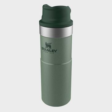 GREEN Stanley Classic Travel Mug .47L