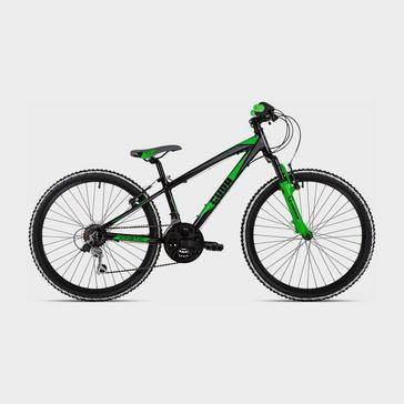 BLACK GREEN Cuda Kinetic 24