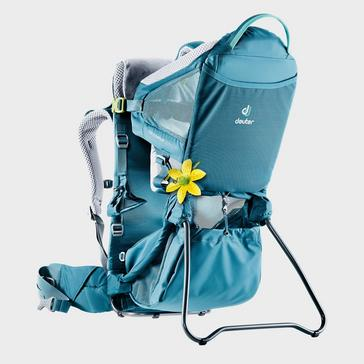 DENIM Deuter Kid Comfort Active SL Child Carrier