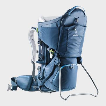 NAVY Deuter Kid Comfort Child Carrier Rucksack