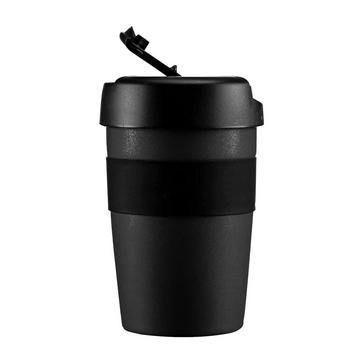 Black LIFEVENTURE Reusable Coffee Cup 350ml