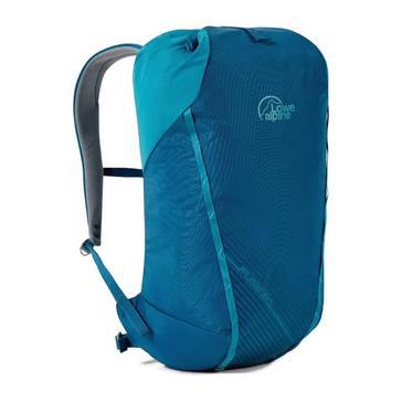 Blue Lowe Alpine Fuse 20 Daypack