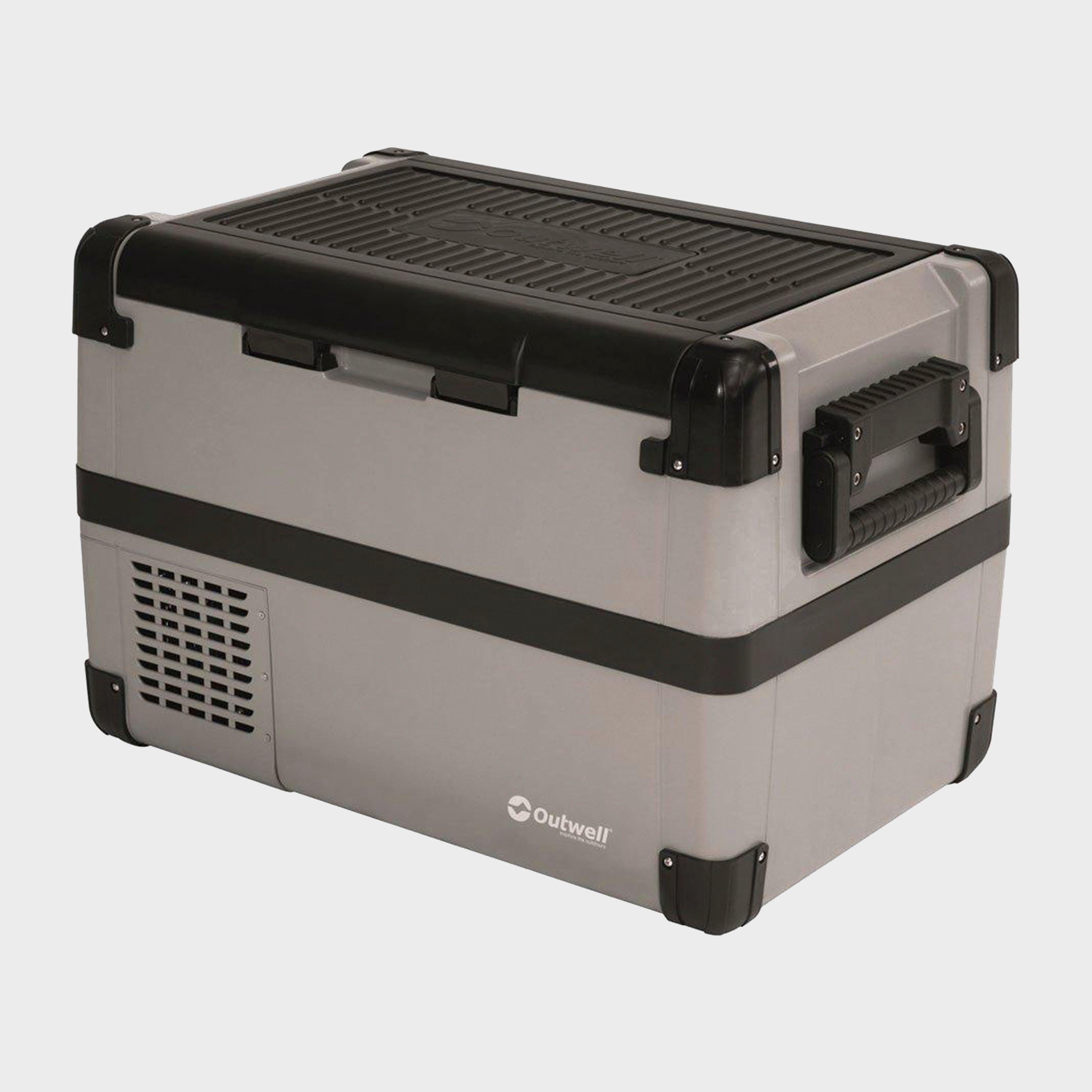 Outwell Outwell Deep Cool 50L Coolbox with Compressor - Grey, Grey