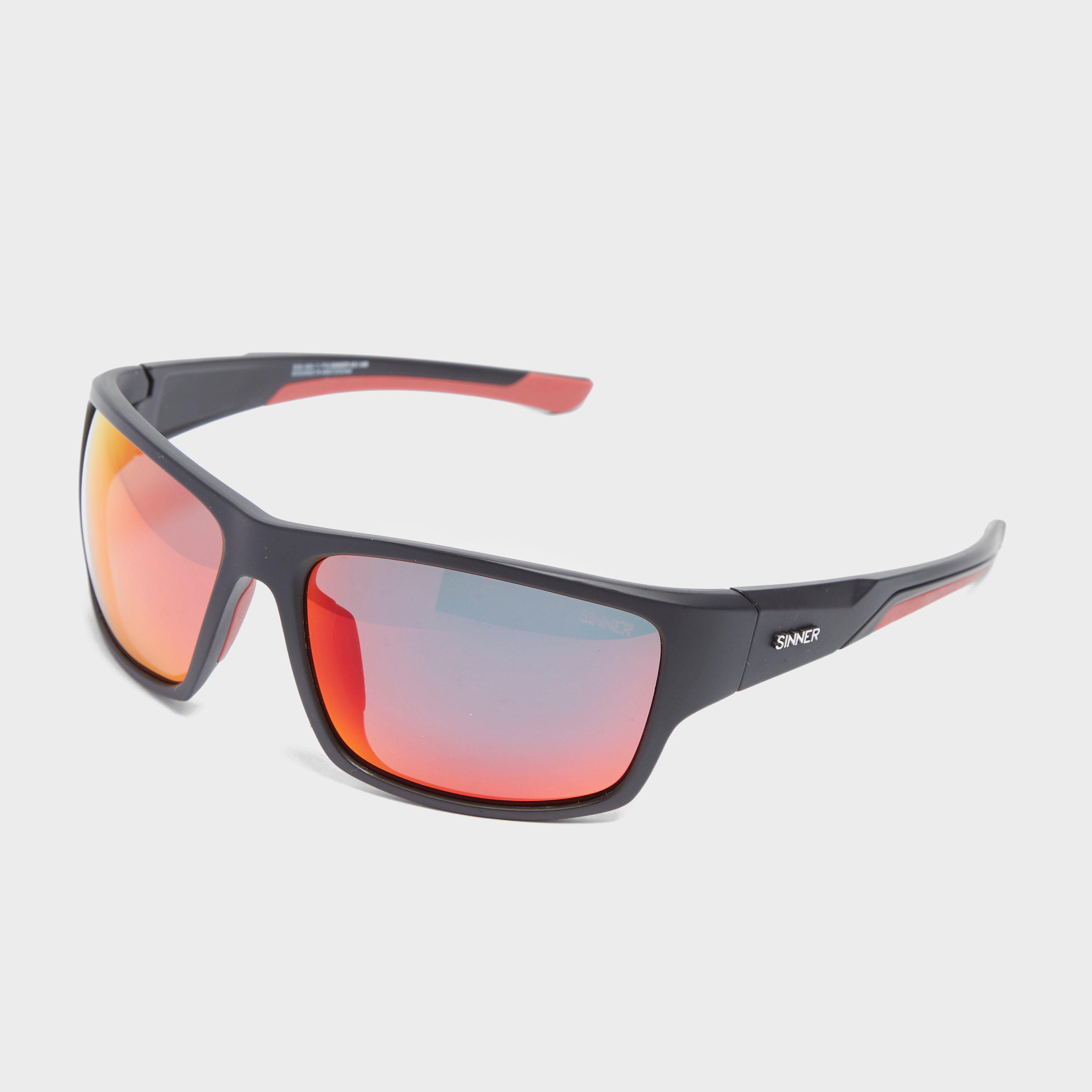 Sinner Sinner Lemmon SINTEC Sunglasses, Red