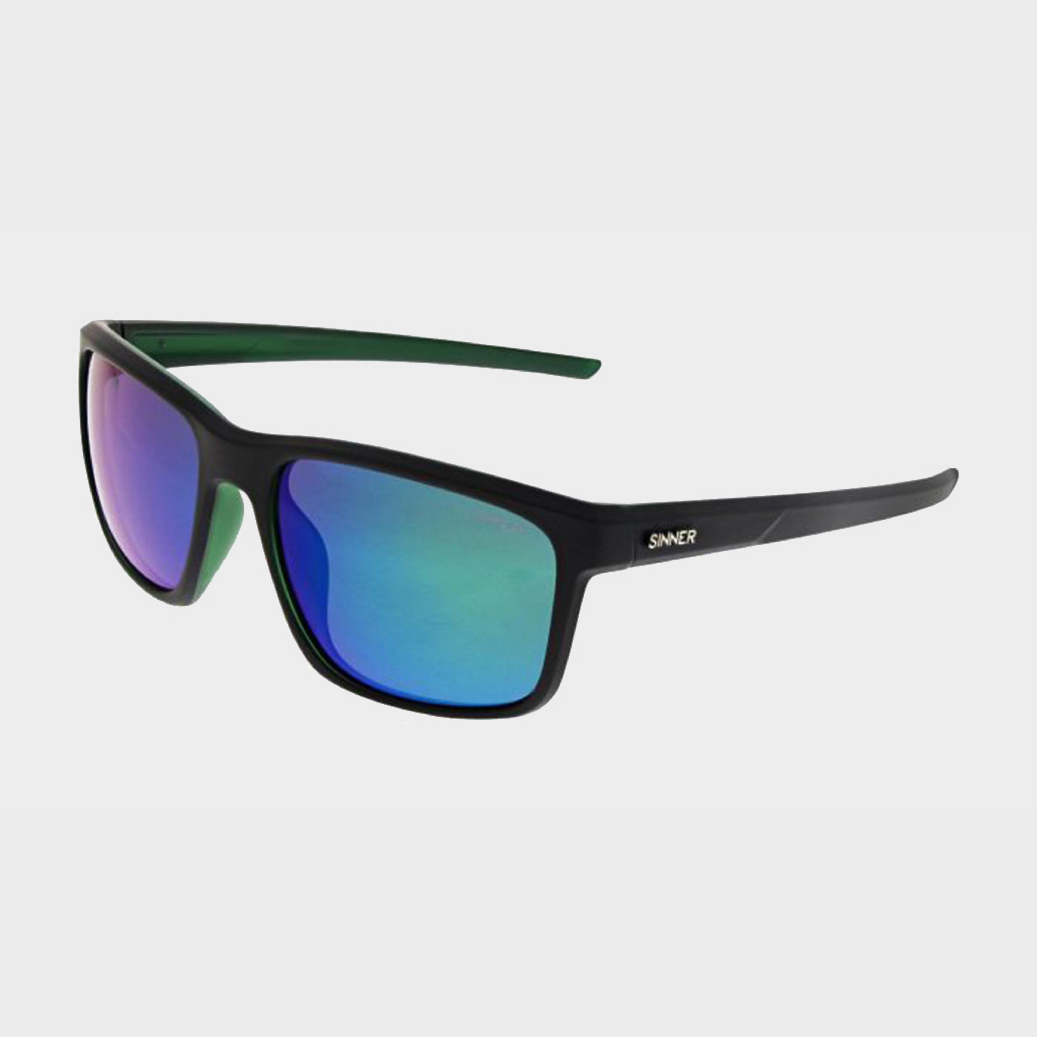 Sinner Sinner Louis SINTEC Sunglasses, Green