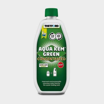 Multi Thetford Aqua Kem Green Toilet Fluid Concentrated (750ml)
