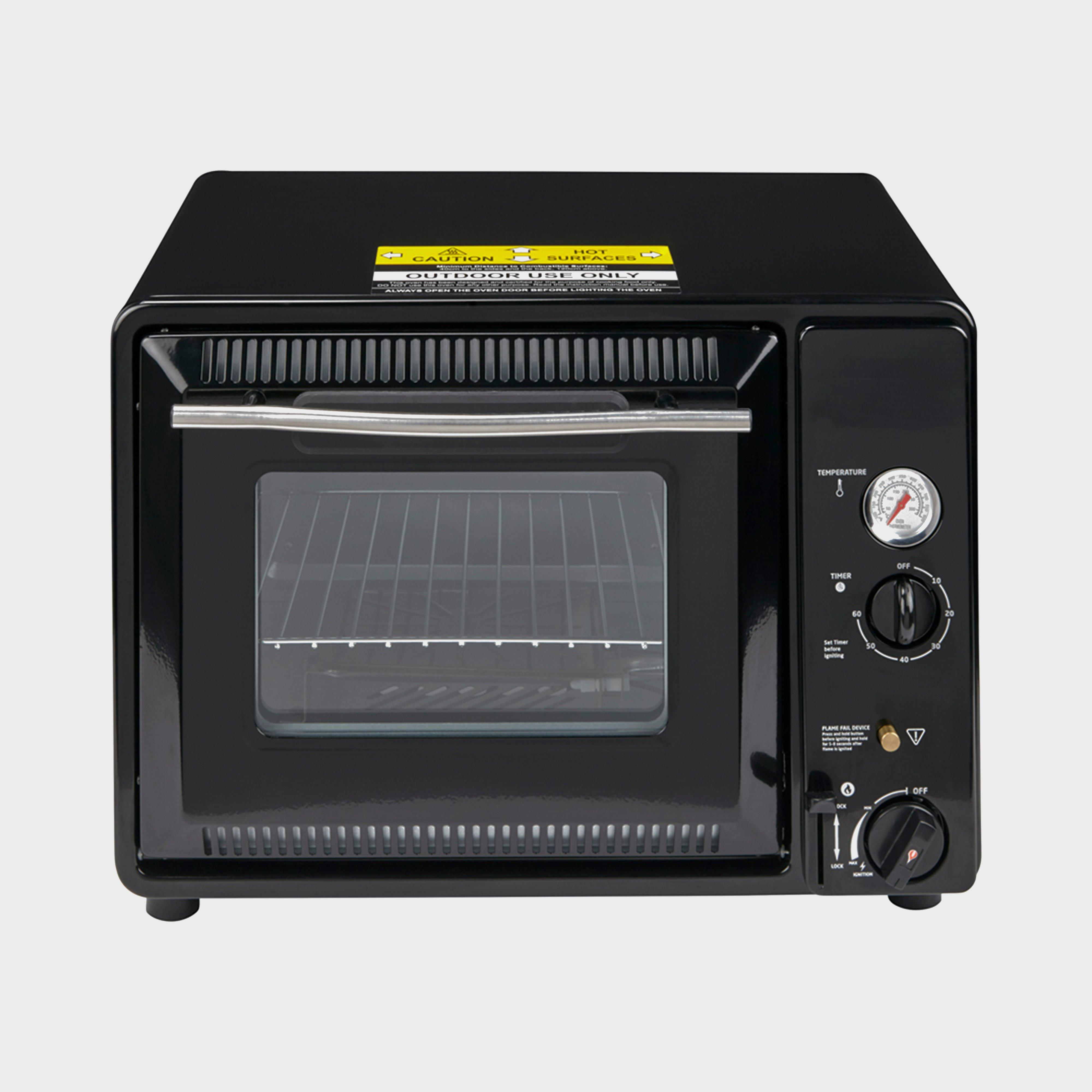 Gogas Gogas Dynasty Oven - Black, Black