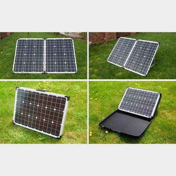 Multi Falcon 100W 12V Folding Solar Panel for Caravan or Motorhome
