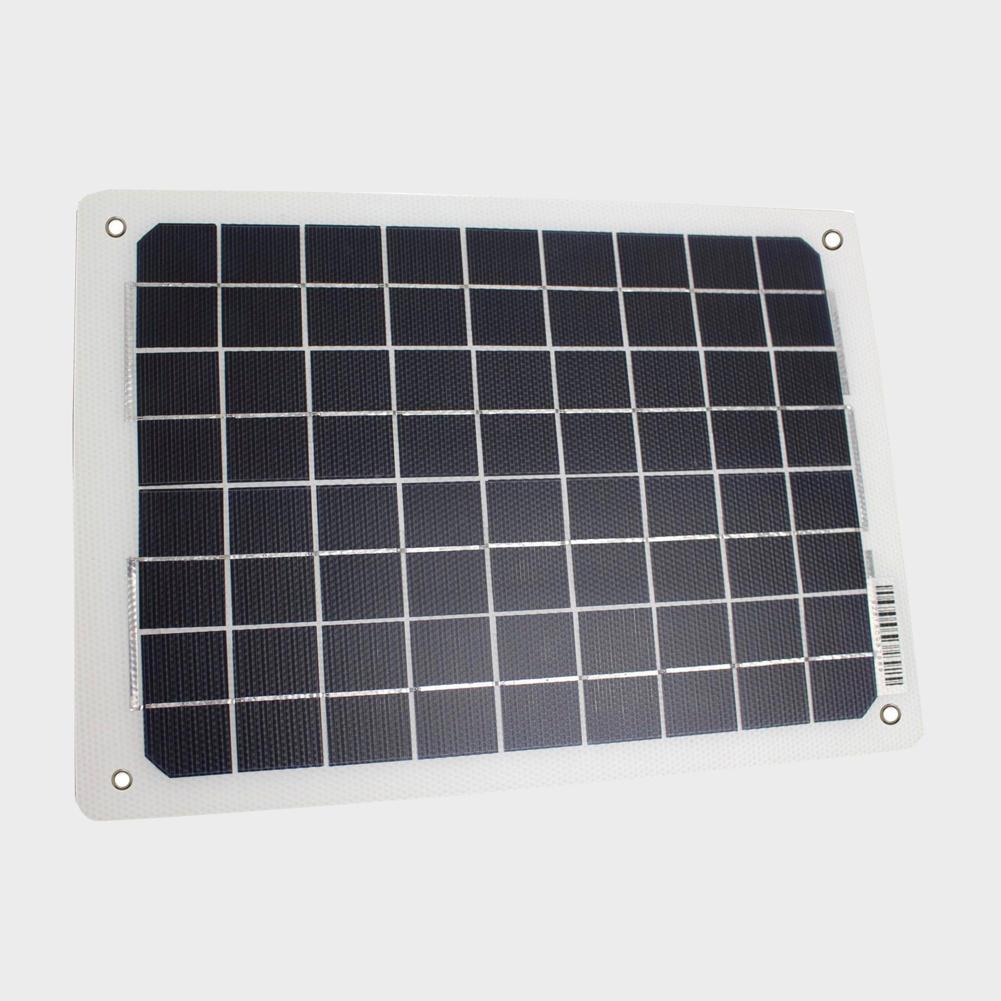 Falcon 10W Portable Solar Panel Battery Charger - Multi/Panel, Multi Coloured