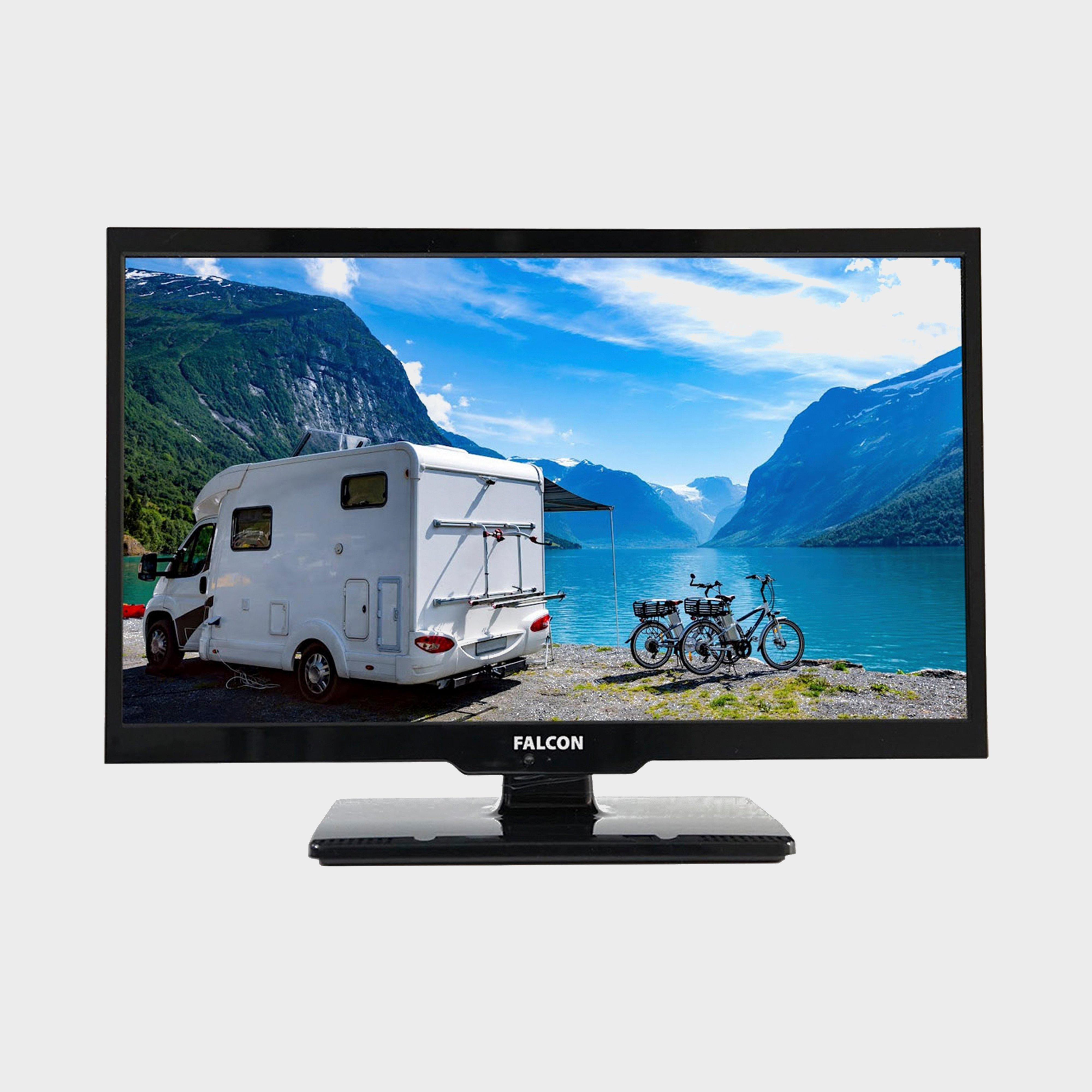 "Falcon Falcon 19"" HD Travel TV with DVD, Freeview, Freesat, USB,"