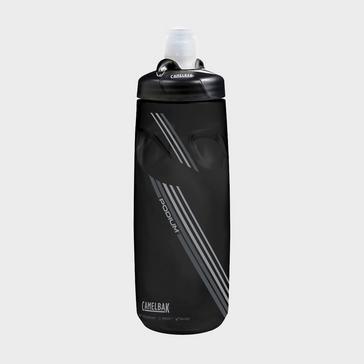 Black Camelbak Podium Water Bottle (710ml)