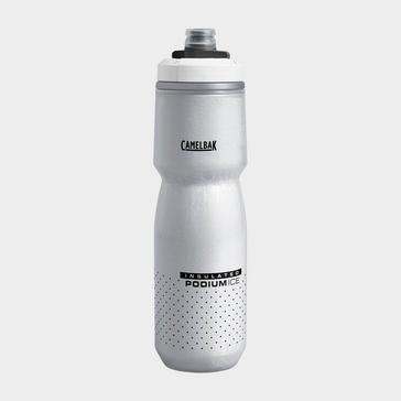 White Camelbak Podium Ice Insulated Bottle – 620ml
