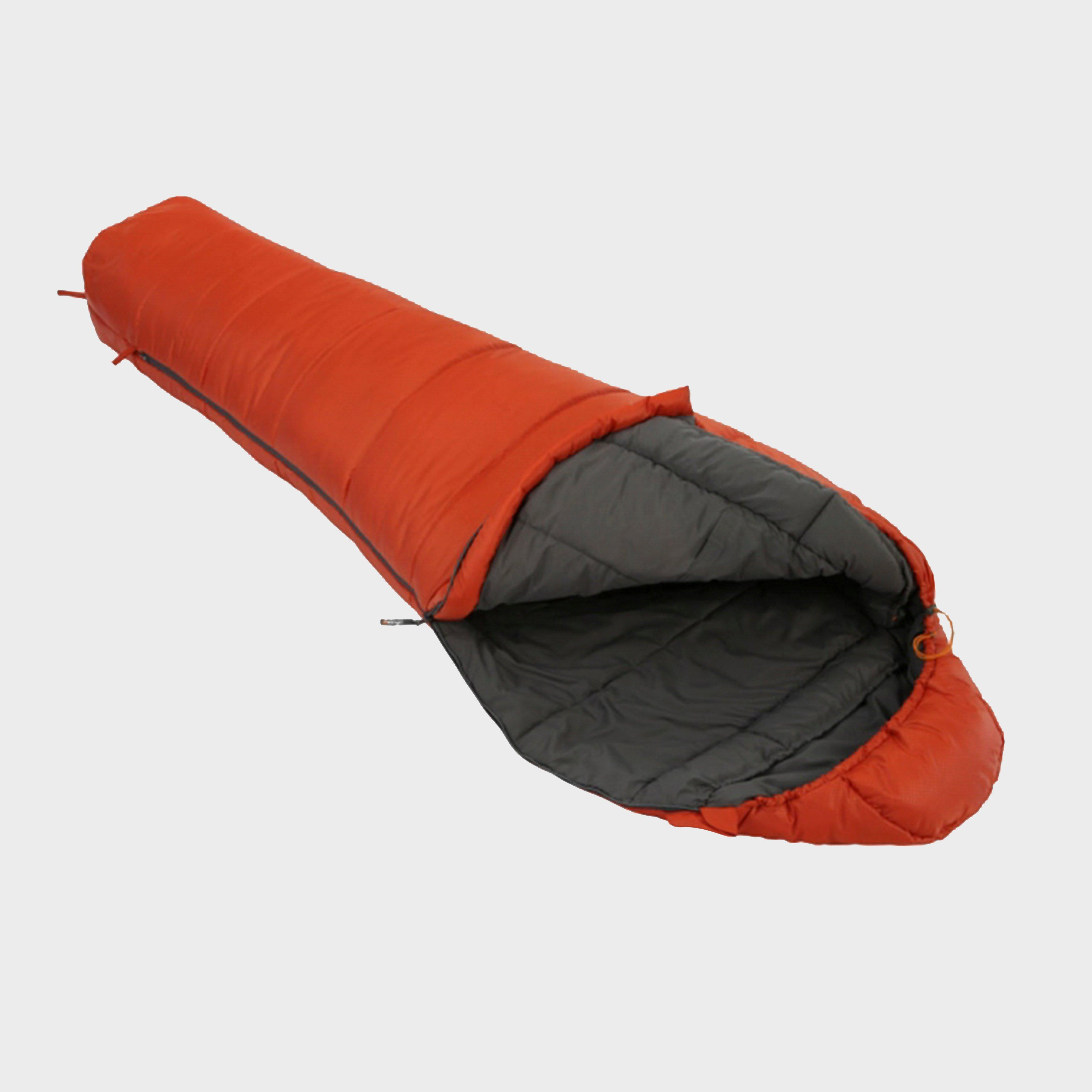 Vango Vango Nitestar Alpha 225 Sleeping Bag - Orange, Orange