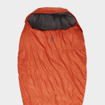 Orange VANGO Nitestar Alpha 225 Sleeping Bag