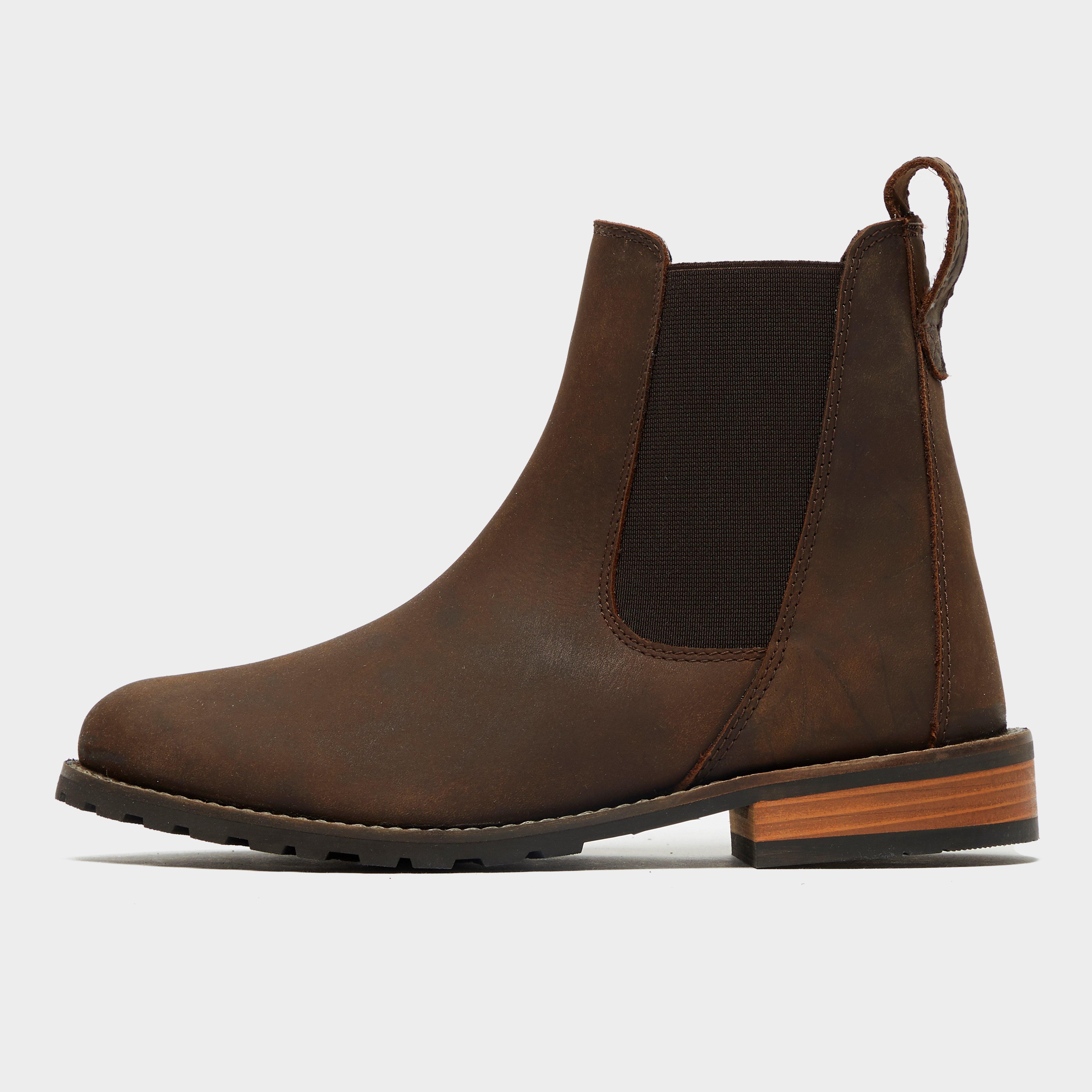 Brogini Women's Richmond Boots - Brown/Boots, Brown