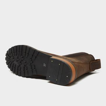 BROWN Brogini Women's Richmond Boots
