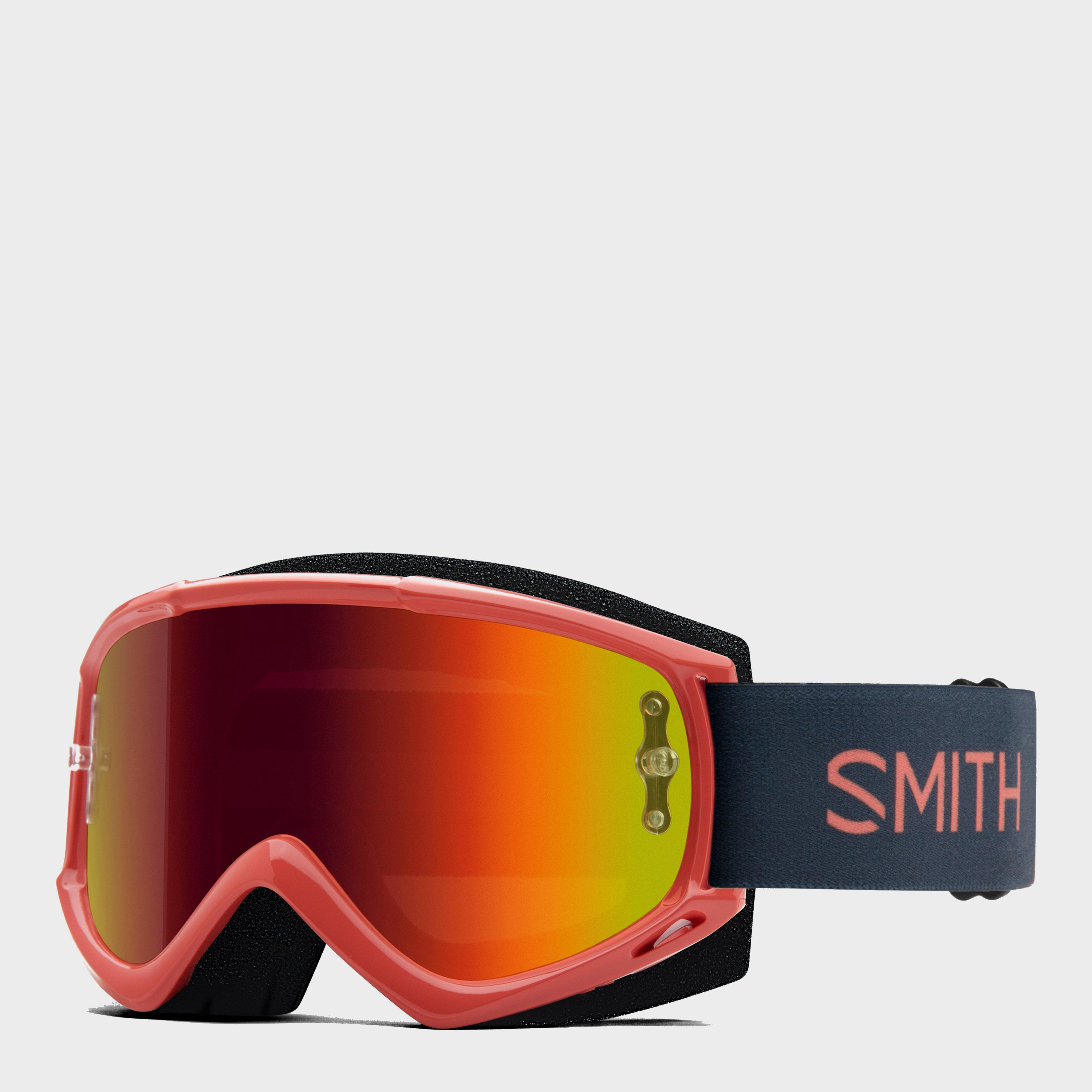 Clearance Clearance Fuel V.1 Max Goggles - Red, Red