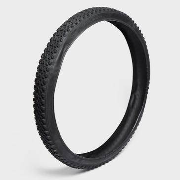 Black One23 27.5 X 2.10 Folding Mountain Bike Tyre