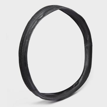 black One23 700 x 35 Folding City Bike Tyre