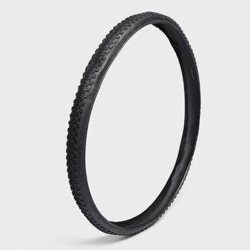 BLACK One23 700 X 38 Folding City Bike Tyre