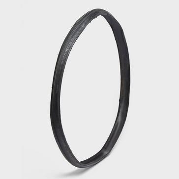 BLACK One23 700 x 25 Folding Road Bike Tyre