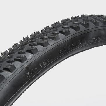 Black One23 29 x 2.10 Folding Mountain Bike Tyre