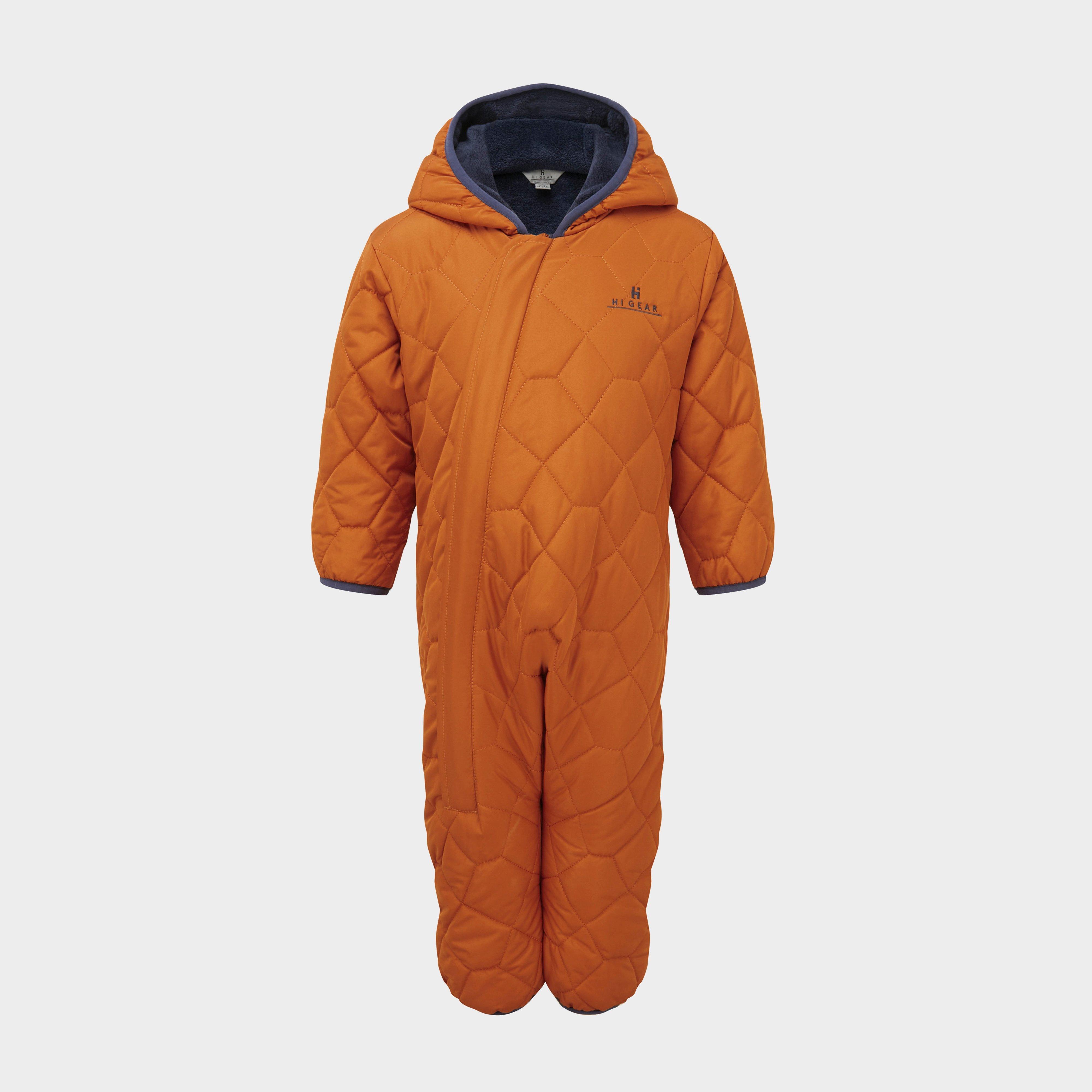 Hi-Gear Hi-Gear Geo Snuggle Suit, Orange